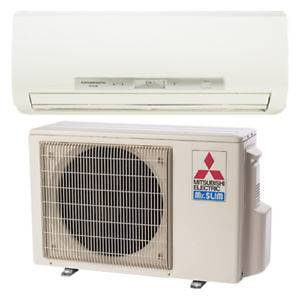 Mr Slim 20 Seer Mini Split Heat Pump 18k btu Ductless Hyper Inverter