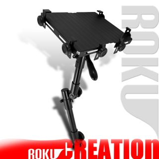 CAR TRUCK AUTO LAPTOP NETBOOK BLACK MOUNT TRAY STAND HOLDER TABLE