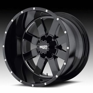 22 inch 22x14 Moto Metal black wheels rims 6x5.5 6x139.7 fj cruiser