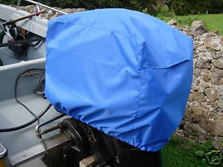 Outboard Motor Boat Engine Cover 2 15 HP Size2 Royal
