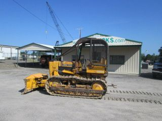 john deere 450 dozer in Heavy Equipment & Trailers