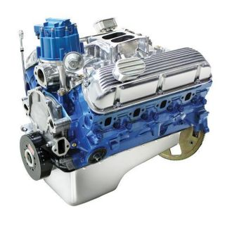 302 Ford Crate Engine w/ Front Sump Pan, 300+ HP, 50K Warranty