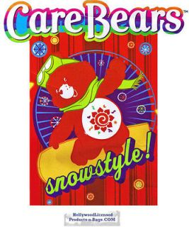 CARE BEARS Throw Blanket Large twin soft plush NEW