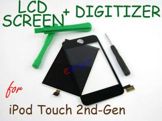 ipod touch 2nd gen screen replacement in Replacement Parts & Tools