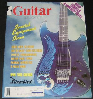 Guitar Player Magazine June 1983 Special Equipment Issue