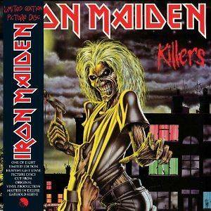 IRON MAIDEN**KILLERS (LIMITED EDITION PICTURE DISC/GATEFOLD)**VINYL