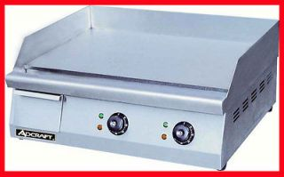 Adcraft Grid 24 208V Commercial Electric Griddle NEW