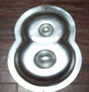 Wilton Number One 8 Cake Pan Mold *MINI*