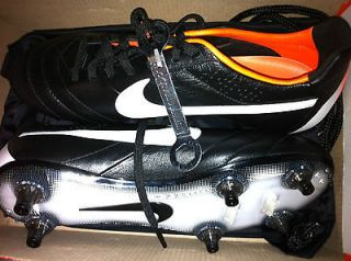 Nike Tiempo Legend IV SG Soccer Cleats (454330 018) U.S Mens Various