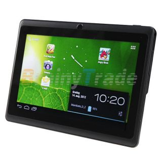 Multi Point Capacitive Touch Screen 4GB Tablet MID PC Android 4.0 Ice