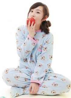 Sleepsuit Footed Pyjama Monkey Pajamas Halloween Costume Outfit Fancy