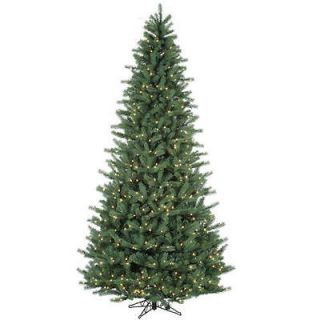 NEW 7.5 Ft Layered Balsam Fir Artificial Christmas Tree
