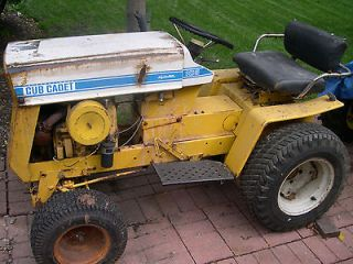cub cadet tractor in Riding Mowers