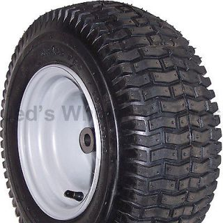 16/6.50 8 Riding Lawn Mower Garden Tractor Tire Rim Wheel Assembly