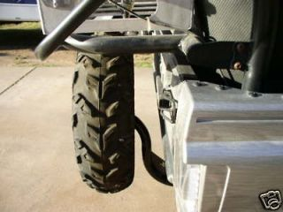 Spare Tire Carrier / Holder UTV   Yamaha Rhino or Honda Big Red MUV