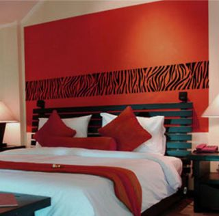 zebra wall stickers in Decals, Stickers & Vinyl Art