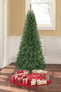 Ft Unlit Wesley Pine Artificial Christmas Tree 354 Tips New
