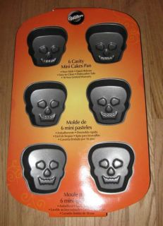 Wilton Halloween Monster Cake Cookie Pan Baking NEW