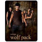 Twilight Breaking Dawn Jacob Black & Wolf Pack Large Fleece Blanket 50