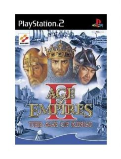 Age of Empires 2 The Age of Kings Sony PlayStation 2, 2001