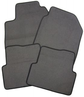 NEW FACTORY OEM TITANIUM GRAY FLOOR MATS CARPETED FLOORMATS LEFT RIGHT