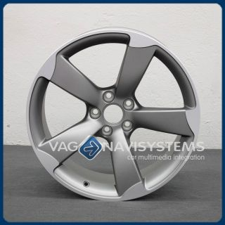 Audi Rotor A5/S5/RS5 Original Felgen / Genuine alloy wheels 20 Titan
