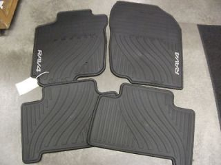 TOYOTA RAV4 ALL WEATHER FLOOR MAT SET PT908 42110 20 (Fits Toyota