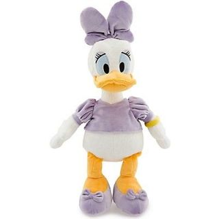 DAISY DUCK LARGE PLUSH TOY 19 H SUPER SOFT AND CUDDLY
