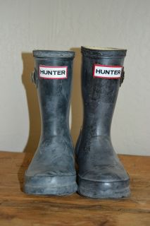 hunter rain boots in Kids Clothing, Shoes & Accs