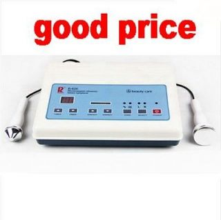Ultrasonic Ultrasound Facial Body Pain Relief Massager Beauty Therapy