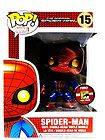 SDCC Exclusive Spider Man Mighty Muggs Vinyl Figure
