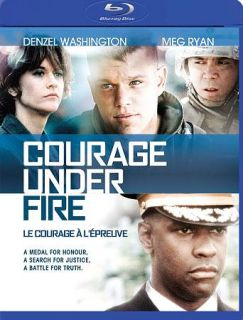 Courage Under Fire Blu ray Disc, 2011, Canadian French