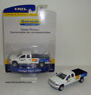 64 New Holland Dealer Pickup Dodge Ram 2500