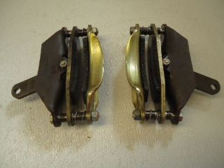 Cub Cadet 1541 1641 garden tractor mower brake calipers with pads