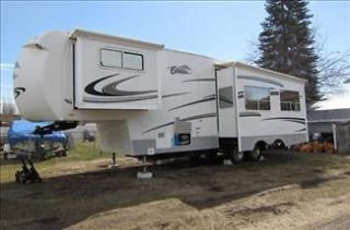 used 5th wheel trailers in Fifth Wheel RVs