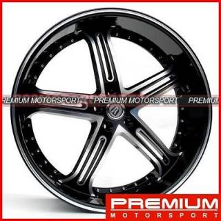 DODGE MAGNUM CHARGER rims wheels CHRYSLER 300C VERSANTE VE226 RIMS