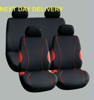HONDA JAZZ LOGO PRELUDE UNIVERSAL CAR SEAT COVERS A128R