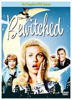 Bewitched   The Complete Fifth Season DVD, 2007, 4 Disc Set