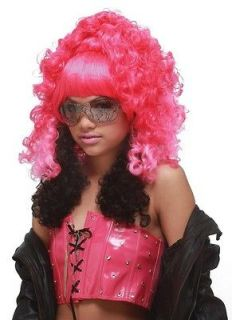 70685 PINK BLACK RAP PRINCESS NICKI MINAJ NEW FUN CUTE HALLOWEEN