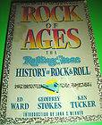 The Rolling Stone History of Rock & Roll by Ed Ward, Geoffrey Stokes