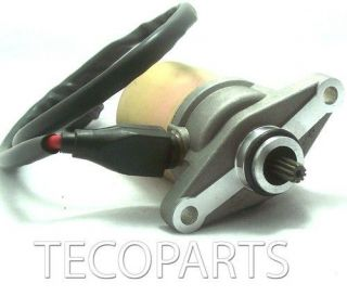 Electric Starter Motor 49cc 50cc F3 Moped Vespa