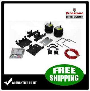 Firestone 2350  Ride Rite Air Bag Kit [Rear] 2004 2008 Ford F150