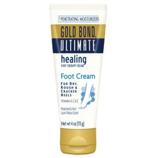 Gold Bond Ultimate Healing Foot Cream   4 oz. product details page