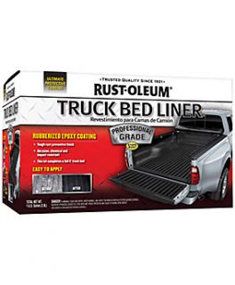 Rust Oleum Truck Bed Liner Kit, Black, Kit   1031480  Tractor Supply