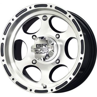 Black Rock Revo ATV custom wheels in the Ventura County Area