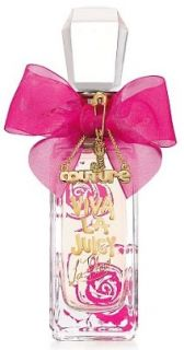 Juicy Couture Viva La Juicy La Fleur Eau De Toilette Spray 75ml   Free