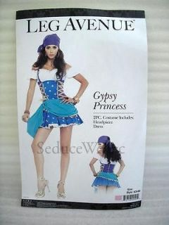 Fortune Teller Gypsy Princess Adult Halloween Costume