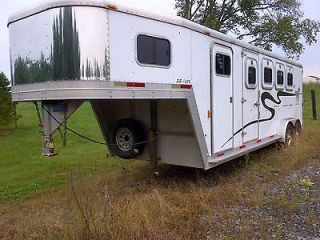 horse trailer used in  Motors