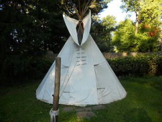 Sioux style 12 Native American tipi PRICE REDUCED   AGAI​N