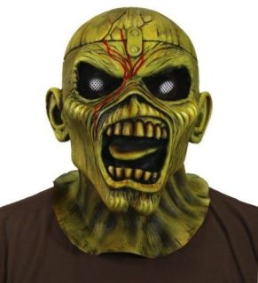 IRON MAIDEN Piece of Mind Eddie Latex Mask costume NEW